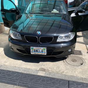 BMW 1シリーズ 天井張り替え、色替え
