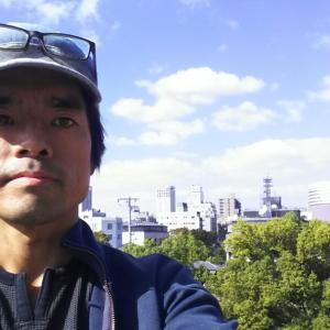 岡山城でのパフォーマンスと「八つ墓村」ありがとうございました‼