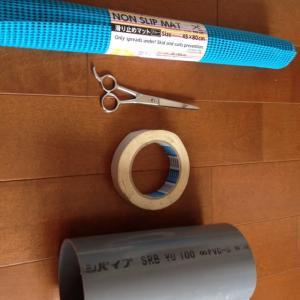 筋膜リリースの道具を自作しました