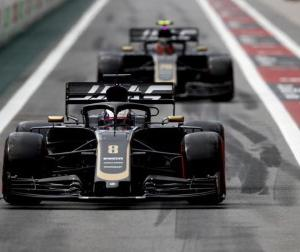 """ハースはようやくマシンが""""暑がり""""だったことを把握、F1ブラジルGP決勝は予選の好調を維持できるか?"""