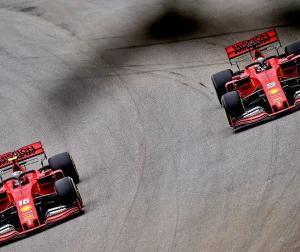 F1ブラジルGPで同士討ちしたフェラーリのベッテルとルクレールがマラネロに出頭させられるらしい