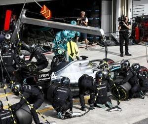 F1ブラジルGP:メルセデスのTDアリソンが戦略ミスを認める「楽観的過ぎる判断」