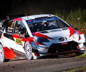 WRC:勝田貴元がトヨタ・ヤリスWRCでラリー・ジャパンを含む8戦に出場決定