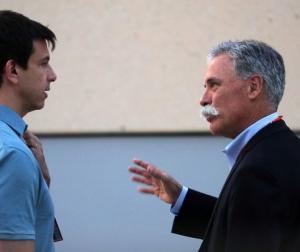 フェラーリ、トト・ウォルフのF1 CEO就任を妨害へ「我々には拒否権がある」