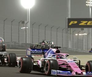 コートマスターズの新作「F1 2020」は全22コース開催の設定らしい