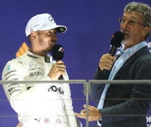 ハミルトンはフェラーリに移籍するとかジョーダン言うてるで