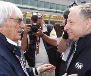トッド「自動車メーカーはF1撤退かも...」バーニー「F1はフォーミュラEの影響力を考慮する必要がある」