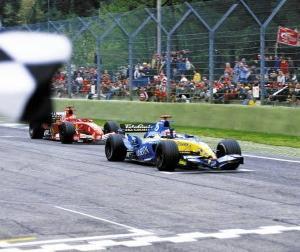 面白いF1のレースってオーバーテイクが必須ってわけでもないよな