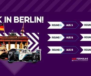 フォーミュラE:8月前半の9日間にベルリン・テンペルホーフ空港で6回レースを行いシーズン終了へ