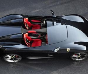 レッドブル・ホンダのフェルスタッペンが世界限定499台のフェラーリを購入したらしい