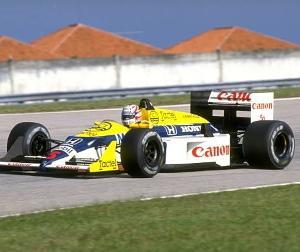 元F1王者マンセル「史上最高のF1ドライバーはファンジオ」「当時のドライバーたちこそ真の英雄」