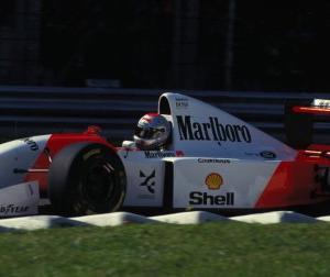 マイケル・アンドレッティのF1での走りをもっと見たかった