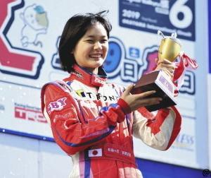 Juju(野田樹潤)さん、デンマークF4最初のラウンドは優勝→失格→3位という結果に