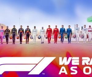 F1、人種差別・コロナとの闘いを示す行動「 #WeRaceAsOne 」を立ち上げ