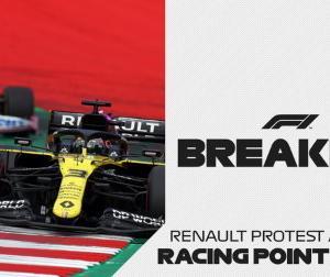 ルノーF1がレーシングポイントRP20の合法性について正式に抗議