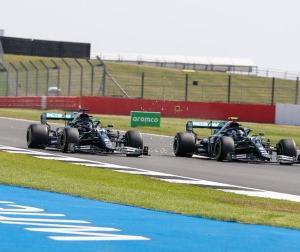 F1 70周年記念GPでなんでメルセデスは大苦戦したん?