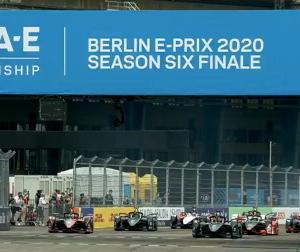 【FE】2019-2020 フォーミュラE 第11戦 ベルリン 決勝結果
