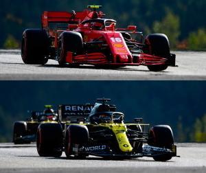 フェラーリとアルピーヌ(ルノー)が2022年型F1マシン用のクラッシュテストに合格