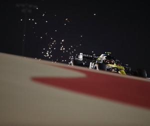 ルノーF1のオコンはラッセルがメルセデスをドライブすることをどう思ってるんだろうね
