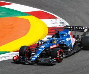 F1ポルトガルGP予選:アルピーヌのアロンソ「FP3から予選にかけて何かを失った」