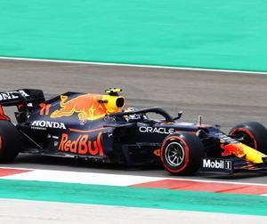 F1ポルトガルGP予選:セカンドロー確保のペレス(レッドブル)、決勝は表彰台争いを期待
