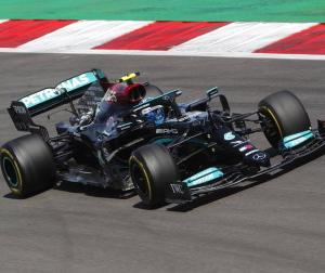 F1ポルトガルGP:メルセデスのボッタス「第1スティントでペースに苦しんだ」「原因は分らない」