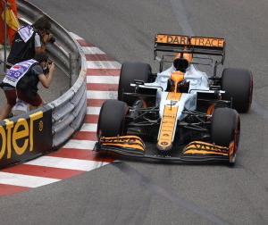 F1モナコGP:マクラーレンのリカルド「どちらかと言えば早く忘れたい週末」