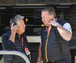 マクラーレンのザク・ブラウン「F1とインディカーは互いにTV中継のアイデアを共有すべき」