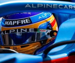 F1復帰で苦戦中のアロンソ「予想していたよりは少し難しかったかもしれない」「8戦か9戦はかかりそう」