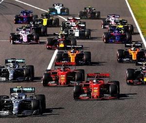 F1日本GP開催は東京オリンピック次第らしいね