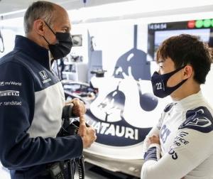 アルファタウリ代表トストさん、角田について「元々速いドライバーに抑える方法を学ばせる方が好きだ」