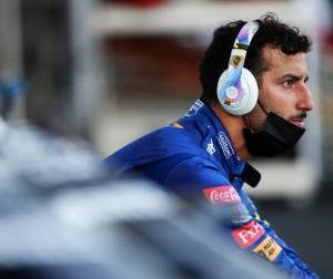 2021年F1新人&移籍組でリカルドが一番苦労している?