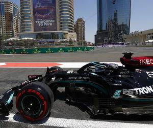 メルセデス「F1アゼルバイジャンGPでマシンの理解を深めるためのテストを実施して有望な答えを得た」