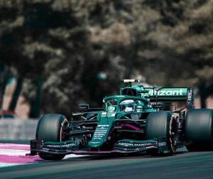F1フランスGPでみせたアストンマーチンのレースペースの良さに注目集まる