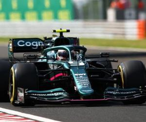 F1ハンガリーGP:2位でフィニッシュしたベッテル、サンプル用の燃料を採取できず失格に
