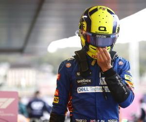 F1ロシアGP:ドライバー・オブ・ザ・デイはノリス、初優勝のチャンスが雨に流される...