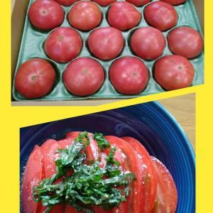トマト箱買いしました!