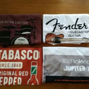 ユニクロの面白いT シャツ買いました!