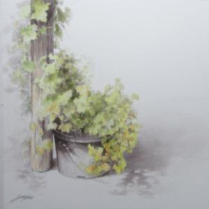 晩秋(展示会の為の試作)着彩