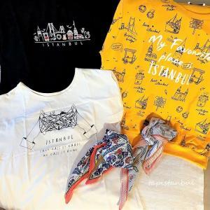 最新パジャマ事情 ~トルコ・イスタンブールTシャツ~