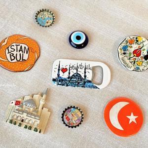 トルコのマグネットコレクション