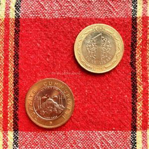 トルコリラ記念硬貨 集め隊