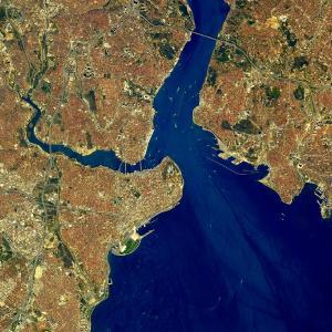 続・宇宙から見たイスタンブール