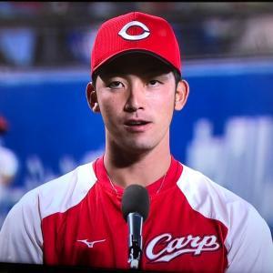 祐太、2年ぶりの勝利投手
