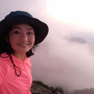 白山登山②~世界は一瞬で目覚める。私の30分の挑戦。