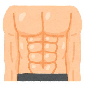 筋トレで腹と脇腹筋肉つけたらもう打撃は通用しない人間になれる?