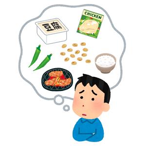 食事量を減らすとまず筋肉から落ちるっての、どうも納得いかないんだよな…