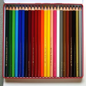 色鉛筆画に挑戦