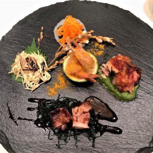 銀座「秦淮春」台湾茶道と揚州料理のペアリング。ヴィンテージのお茶はため息がでる美味しさでした。