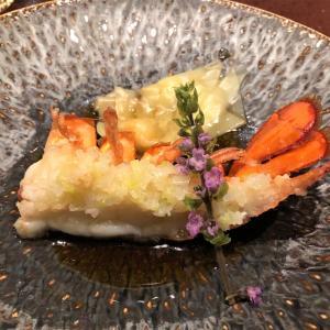 エレガントな中国料理と独創的なワインのペアリングに翻弄されました。渋谷「中華寝台」